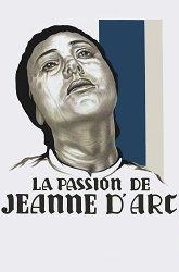 Постер Страсти Жанны д'Арк