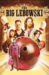 Постер Большой Лебовски