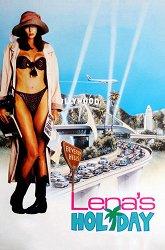 Постер Каникулы Лены