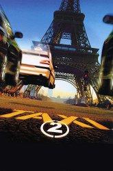 Постер Такси-2