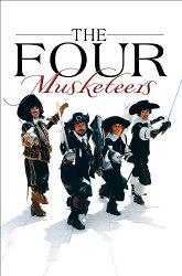 Постер Четыре мушкетера