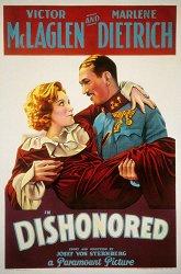 Постер Обесчещенная
