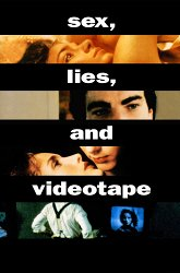 Постер Секс, ложь и видео