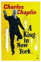 Постер Король в Нью-Йорке