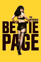 Постер Непристойная Бетти Пейдж