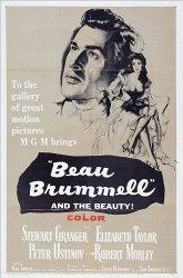 Постер Красавчик Браммелл