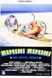 Римини, Римини — год спустя / Rimini, Rimini — un anno dopo