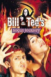 Невероятные приключения Билла и Тэда / Bill & Ted's Bogus Journey