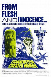 Франкенштейн создал женщину / Frankenstein Created Woman