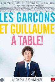 Я, снова я и мама / Les garçons et Guillaume, à table!