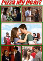 Постер Любовь и пицца