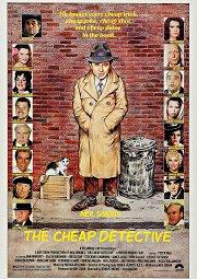 Постер Дешевый детектив