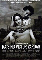 Постер Юность Виктора Варгаса