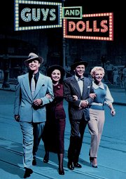 Постер Парни и куколки