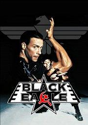 Постер Черный орел