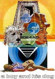 Постер Парень и его пес