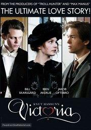 Постер Виктория: История любви