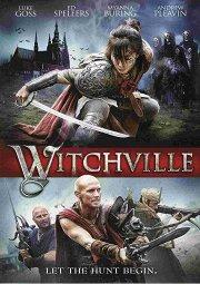 Постер Город ведьм