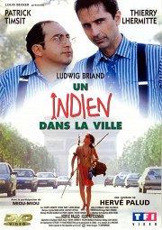 Постер Индеец в Париже