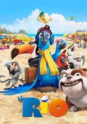 Постер Рио