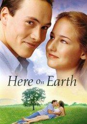 Постер Здесь на Земле
