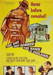 Постер День, когда они ограбили Банк Англии