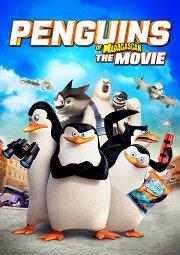 Постер Пингвины Мадагаскара