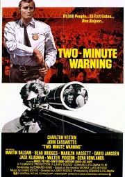 Постер Двухминутное предупреждение