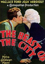 Постер Зверь города
