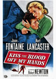 Постер Сотри кровь с моих рук поцелуями