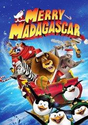 Постер Мадагаскар. Новогодний выпуск