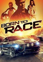 Постер Прирожденный гонщик