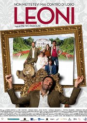 Постер Венецианские львы