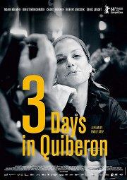 Постер 3 дня с Роми Шнайдер