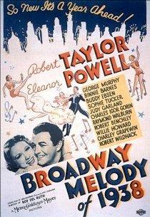Бродвейская мелодия 1938 года