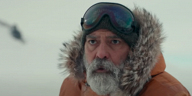 Netflix опубликовал трейлер космодрамы «Полночное небо» с Джорджем Клуни