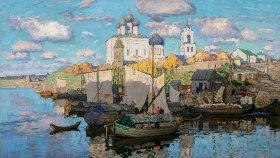 Константин Горбатов. Приближая красоту