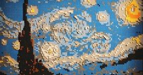 Натан Савайя. The Art of the Brick/Искусство «Лего»