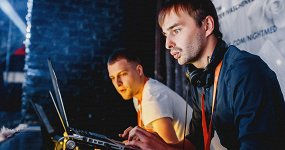 «Правильная пятница»: DJs Dyxanin, Loboykoff