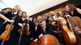 «Тайны старого сундука»: Премьер-оркестр