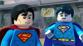 Lego. Супергерои DC: Лига справедливости против Лиги Бизарро