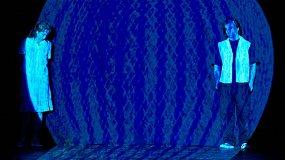 100 оттенков синего