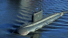 Корабли российского флота в объективе Ивана Бородулина