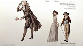Красавец мужчина. Русский модник XVIII века