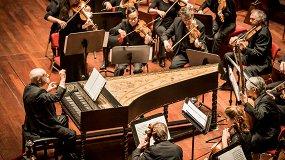 Амстердамский барочный оркестр. Дирижер Тон Копман (Нидерланды)