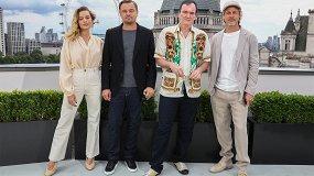 Тарантино, Робби, ДиКаприо иПитт— отекиле, ностальгии и«Однажды… вГолливуде»