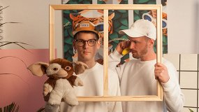Братья-художники Low Bros— острит-арте, теннисе ипроблемах сроссийской таможней