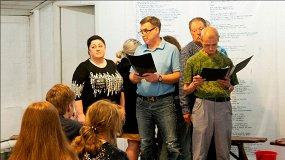 «Слова свободы»: кто вМоскве ставит спектакль постихам заключенных
