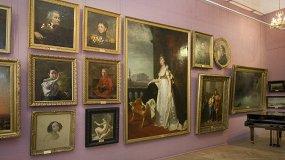 Экспозиция русского искусства XVIII – начала XX веков