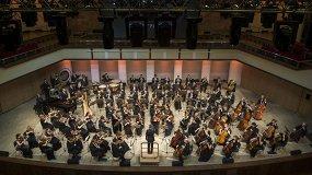 «Евгений Онегин»: Омский академический симфонический оркестр